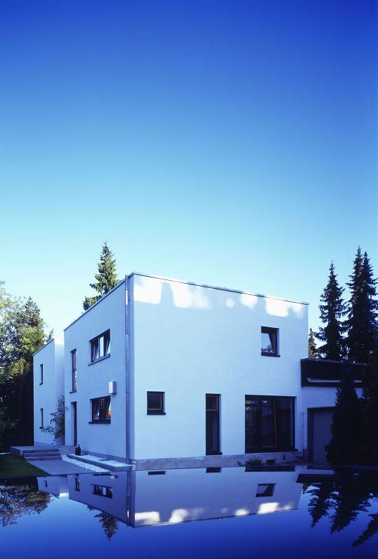 architektur haus r1 wiesbaden w40 architekten wiesbaden. Black Bedroom Furniture Sets. Home Design Ideas