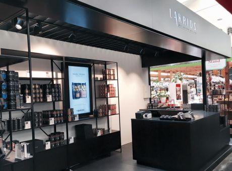 lakrids concept store stuttgart w40 interiors gmbh germany. Black Bedroom Furniture Sets. Home Design Ideas