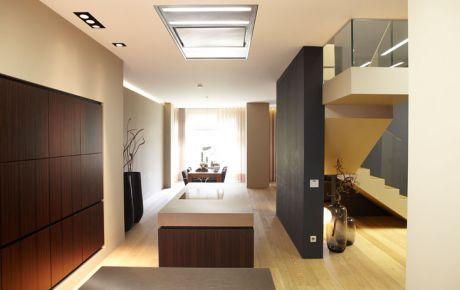 Innenarchitektur luxus penthouse frankfurt w40 architekten wiesbaden - Innenarchitektur frankfurt ...