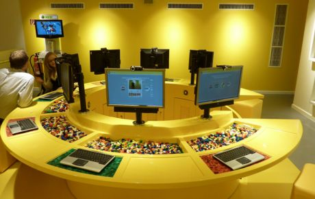 brand architecture lego store berlin w40 architects germany. Black Bedroom Furniture Sets. Home Design Ideas