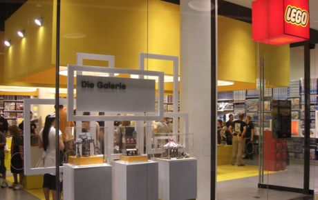markenarchitektur lego store frankfurt w40 architekten wiesbaden. Black Bedroom Furniture Sets. Home Design Ideas