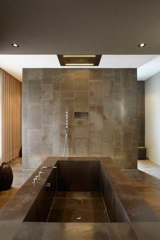 innenausbau luxus penthouse frankfurt w40 interiors gmbh wiesbaden. Black Bedroom Furniture Sets. Home Design Ideas