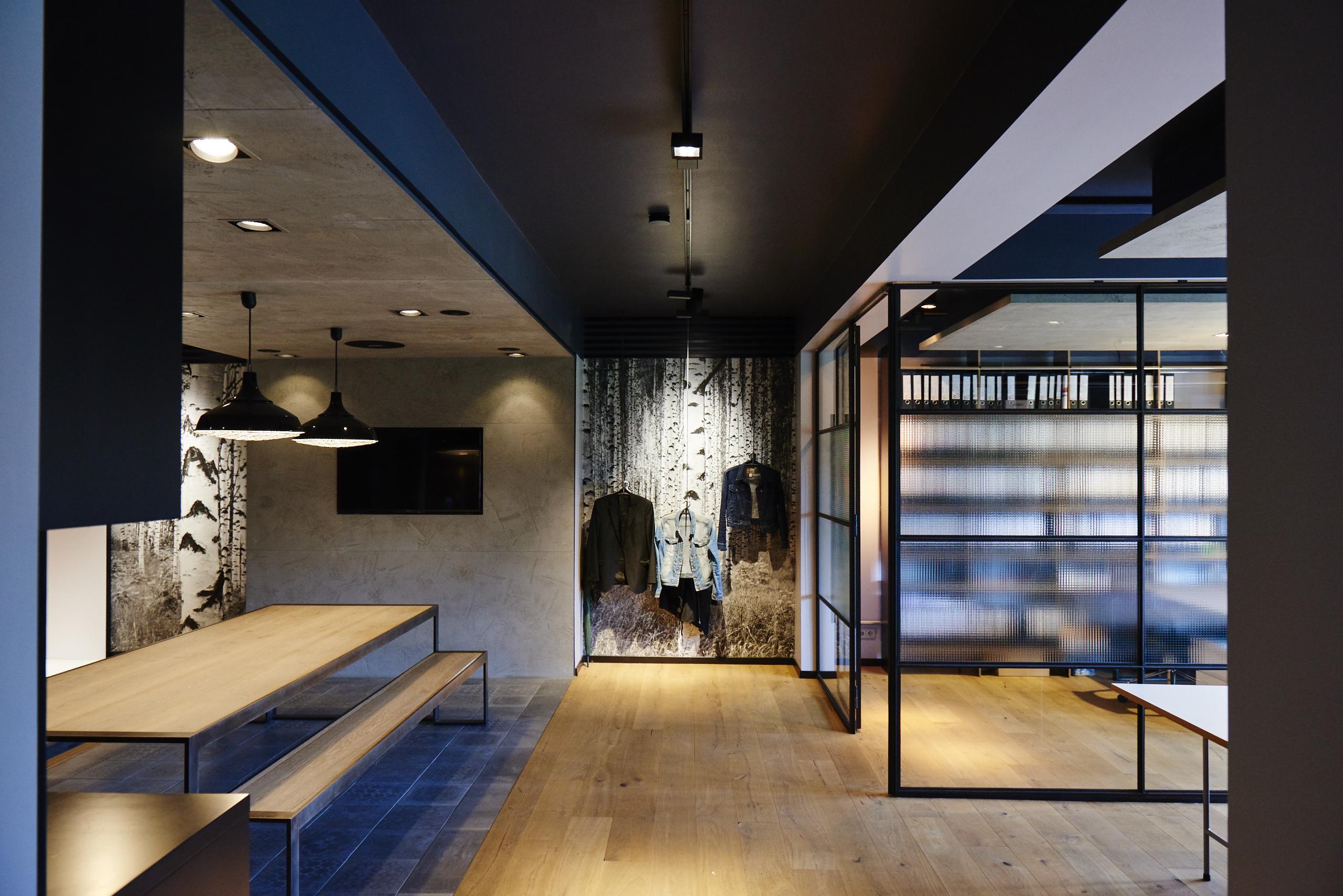 Architektur, Innenarchitektur, Markenarchitektur   w21 Architekten ...